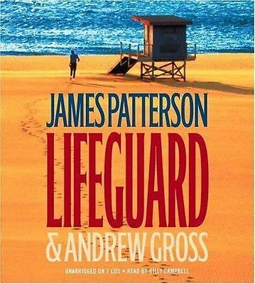 Lifeguard by James Patterson and Andrew Gross (2005, CD, Unabridged)