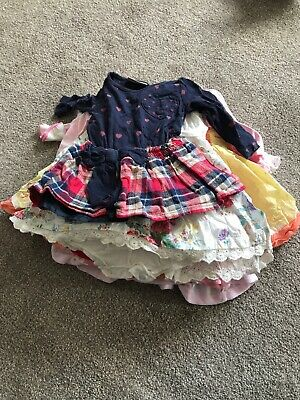 Baby Girl Dresses Outfit Bundle 3-6 Months Converse John Lewis Next George