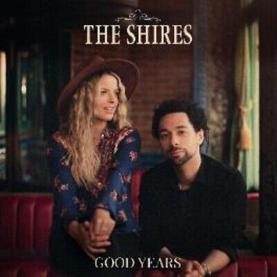 The Shires - Good Years - New Black Vinyl LP - Pre Order - 13th March