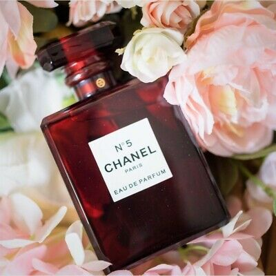 Chanel No. 5 Eau de Parfum * EDP 100 ml / 3.4 oz Women Authentic *