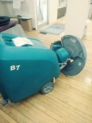 "2014 Tennant B7 Walk Behind Floor Burnisher w/ 27"" with 164 hours"