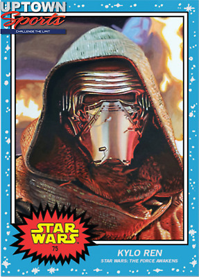 Topps Star Wars Living Set™ Card #75 - Kylo Ren