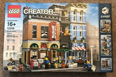 Brand New Factory Sealed Lego Creator 10246 Detective's Office Exclusive