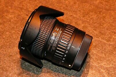 Tokina AT-X PRO 11-16mm f/2.8 Pro DX Digital Lens (for Canon)