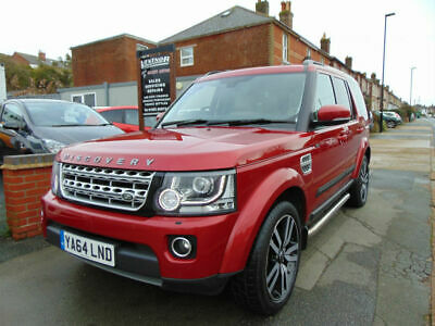 2015 (64) Land Rover Discovery 4 3.0SD V6 ( 255bhp ) ( s/s ) Auto HSE Lux