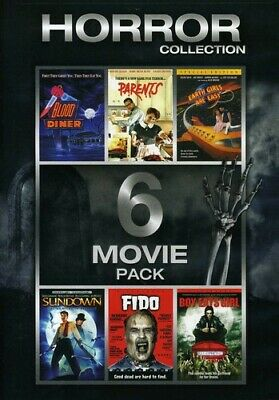 Horror Collection: 6 Movie Pack, Vol. 2 [2 Discs] (DVD Used Very Good) WS