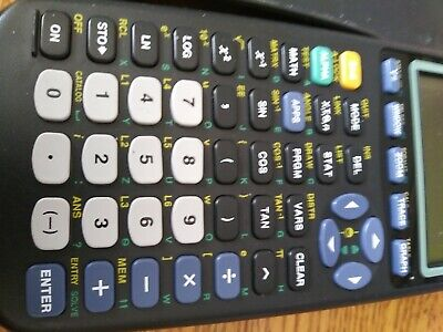 Texas Instruments TI-83 Plus Graphing Calculator. Tested and Used condition