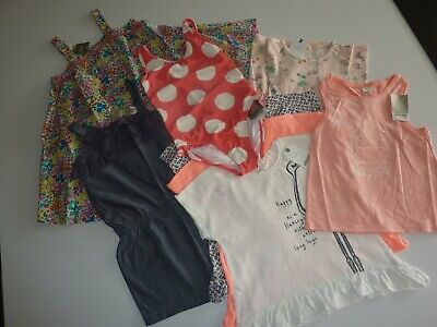 NEXT Girls Clothing Bundle Age 5-6 Years all NWT