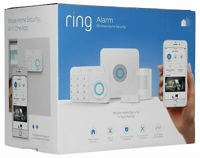 Ring Alarm Home Security System: Whole-Home Security with Optional 24/7