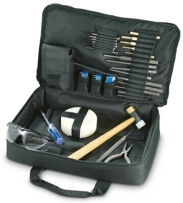 NcSTAR Essential Gunsmith Tool Kit w/ Bag Firearms Maintenance Gun Cleaning Set-
