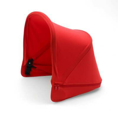 BUGABOO Donkey Sun Canopy Hood Extendable - Red