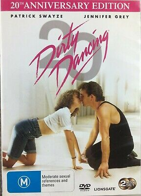 Dirty Dancing (DVD, 1987, 2-Disc) Jennifer Grey, Cynthia Rhodes, Patrick Swayze