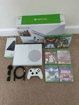 Xbox One 500Gb Console Bundle - Including 6 Games
