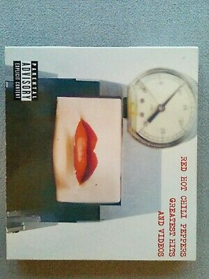Red Hot Chili Peppers Greatest Hits and Videos Parfait état