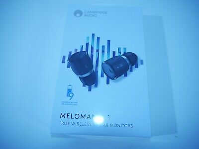 Cambridge Audio Melomania 1 True Wireless Earbuds (7583/73)