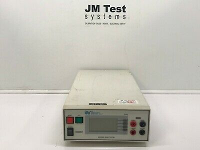 Associated Research Ground Bond Tester 3140 BR