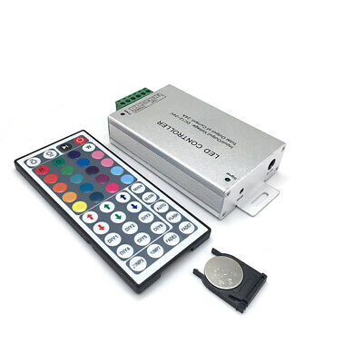 44key Dimmer Mini Infrared Remote Controller Set Colorful for LED strip Wireless