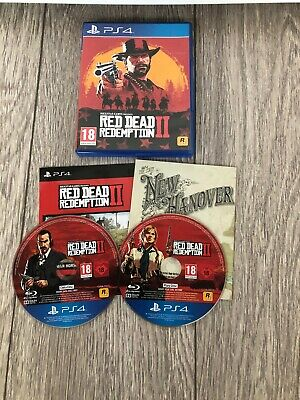 Red Dead Redemption 2 Sony Playstation 4 PS4