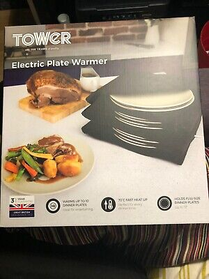 Tower Electric Plate Warmer