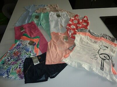 NEXT Girls Clothing Bundle Age 4-5 Years all NWT 14 ITEMS