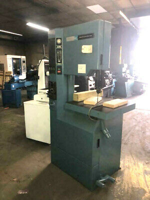 "Rockwell Delta Wood Metal Vertical Band Saw 20""  Welder Bandsaw LATE MODEL"