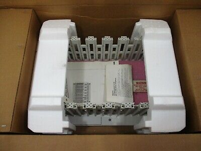 MODICON 800 I//O HSG SEC 19IN 7 SLOT RACK AS-H819-100 NNB