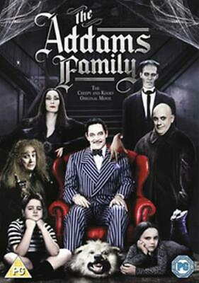 The Addams Family <Region 2 DVD, sealed>