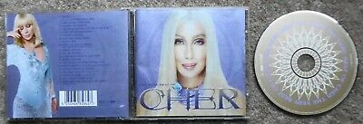 The Very Best Of Cher  2003 Cd Inc Sonny & Cher Exc