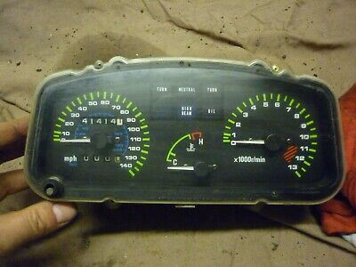 Kawasaki Gpz500 Clocks Speedo Dash Dashboard Instruments