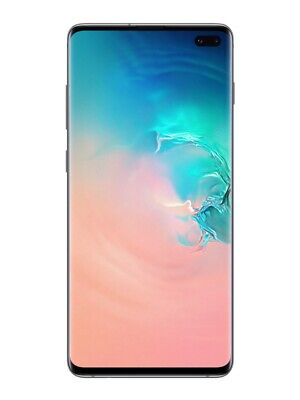NEW Samsung S10 Plus s10+ SM G975 128GB Pearl White Unlocked Good Condition