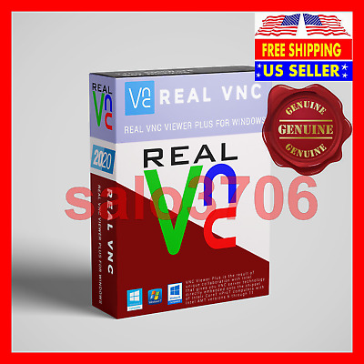 RealVNC Viewer Plus Lifetime License - Instant Delivery