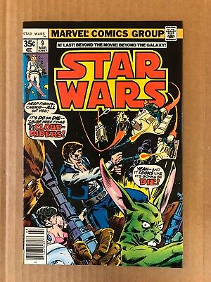 Star Wars 9 Marvel Comics 1977