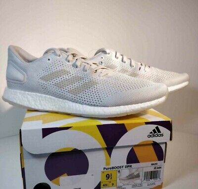 [33% OFF DISCOUNT] Adidas PUREBOOST DPR 'Chalk Pearl' - New in Box - Size 9.5M -