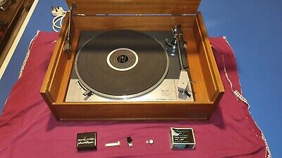 Goldring Lenco Gl75 Stereo Transcription Turntable - Record Player - Vintage
