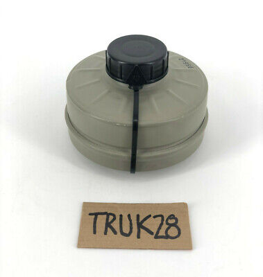NEW Sealed Genuine Military Premium Israeli NATO NBC 40mm Gas Mask Filter