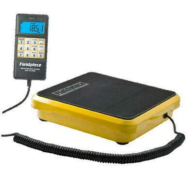 Fieldpiece SRS1 Refrigerant Scale with Charge Alarm