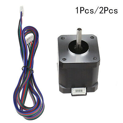 Nema 17 Stepper Motor 59Ncm 1m Cable 3D Printer Reprap DIY CNC Robot Business