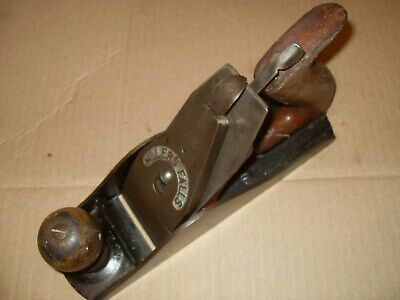 Millers Falls No. 10 Plane - Made In USA - Vary Short Iron! - As Photo's