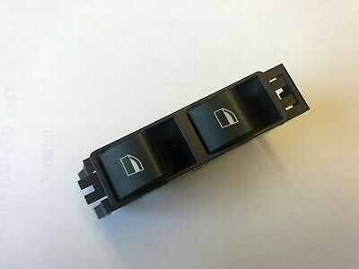 BMW E46 2 Button NS Passenger Electric Window Switch 6902175 All Models