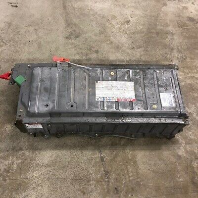 04-09 Toyota Prius Hybrid Battery With Mounting Case. G9280-47100