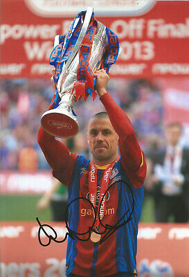 Kevin Phillips Crystal Palace 12x8 hand signed authentic football photo SS090