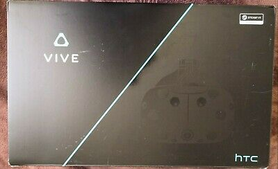 HTC Vive Retail Packaging EMPTY BOX ONLY Genuine original VR Virtual reality