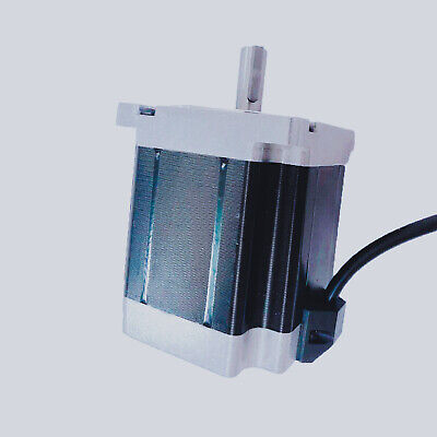 1PC NEMA34 Stepper Motor 3.2Nm 4A 1.68V 66mm length 34HS6440-35 CNC Router