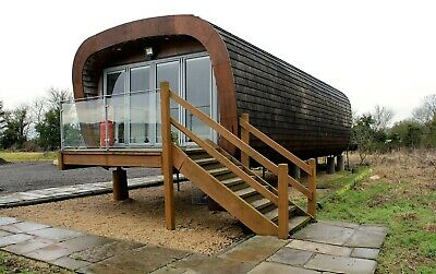 Eco Cabin, treehouse, mobile home.