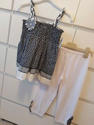 Sarah Louise Leggings And Top Set BNWT age 6