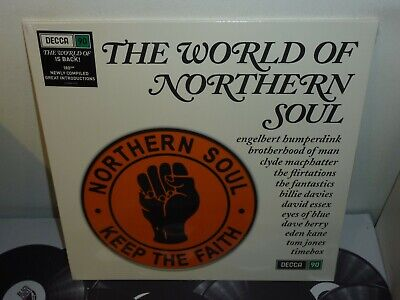 Various - The World Of Northern Soul Lp Mint/Sealed