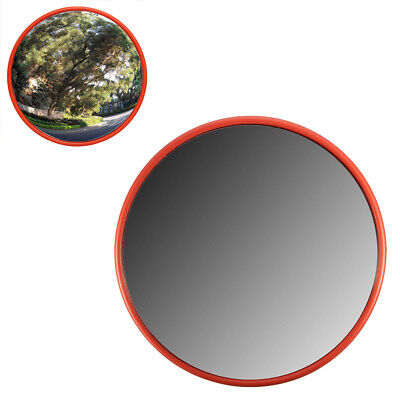 Wide Angle Security Curved Convex Road Mirror Traffic Driveway Safety 30mc Tool