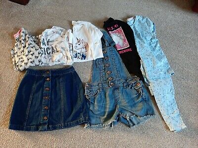 Girls Clothes Bundle Age 12-13 .Newlook Inc