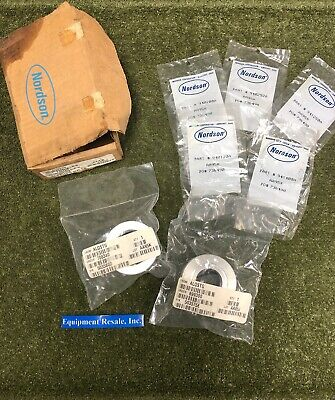 Nordson 106119A Gland Kit Pieces, Including 503575E and 503580D.  Loc 60B