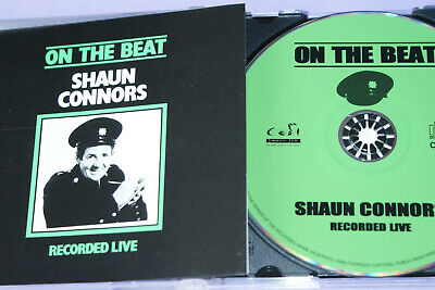 Shaun Connors  **  On The Beat  **  Live Recording - Cd Album